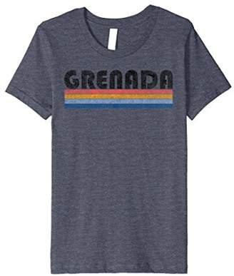 Vintage 1980s Style Grenada T Shirt