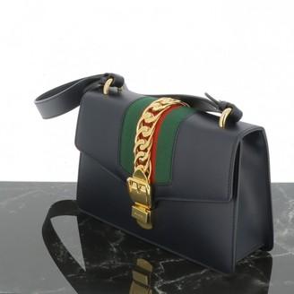720ba4d3d00d Gucci Blue Leather Bags For Women - ShopStyle UK
