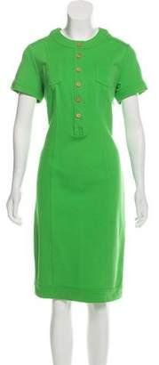 Diane von Furstenberg A-line Knee-Length Dress