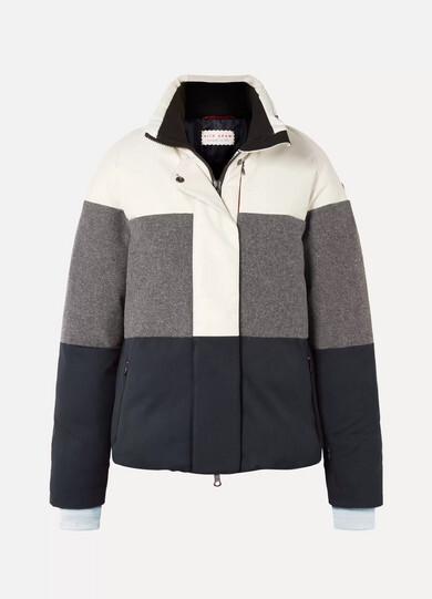 Erin Snow - Lola Paneled Merino And Merino Wool-blend Ski Jacket - Cream