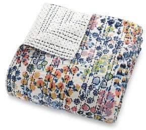 Vera Bradley Petite Floral Cotton Quilt