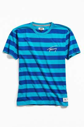 Tommy Jeans Striped Signature Tee