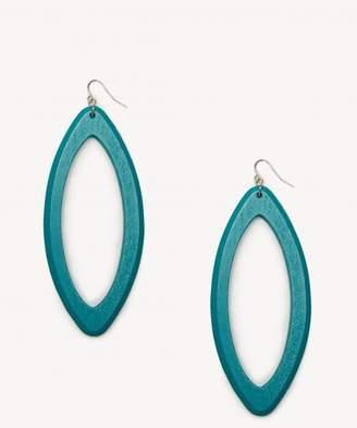 Sole Society Wooden Duster Earrings