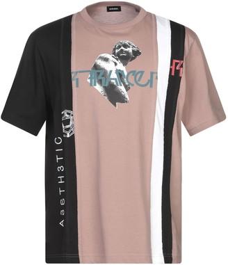Diesel T-shirts - Item 12366758HG