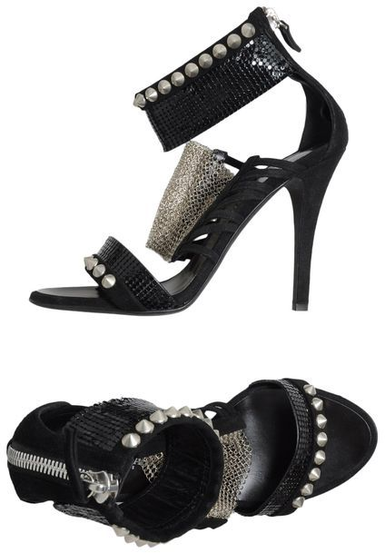 Giuseppe Zanotti High-heeled sandals