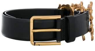 Dolce & Gabbana belt with logo detail
