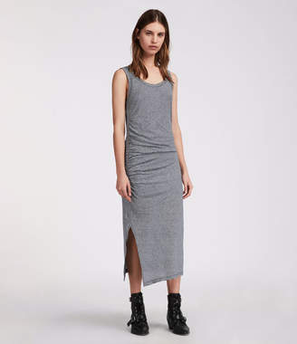 AllSaints Tina Stripe Dress