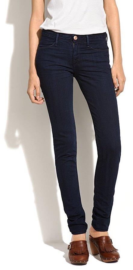 Earnest sewn® ginger.117 jeans in super blue