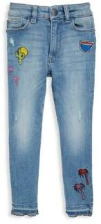 Chloé DL Premium Denim Toddler's& Little Girl's Skinny Jeans