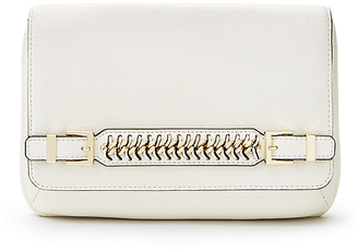 Iggy Leather Hand Strap Clutch $248 thestylecure.com