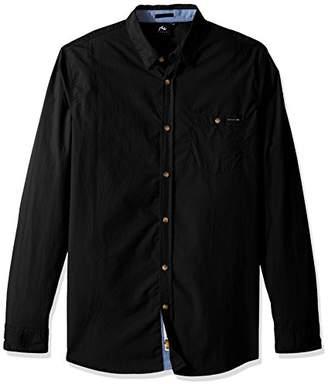 Rusty Men's Lunar Long Sleeve Shirt
