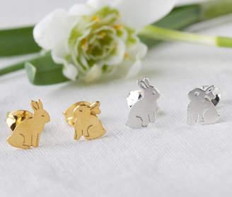 Coleman Amanda Bunny Stud Earrings
