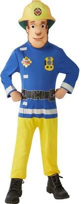 Fireman Sam Childs Costume