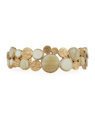 Akola Circle Adjustable Cuff Bracelet