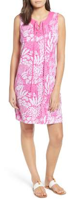 Tommy Bahama Flora Lucia Tie Front Dress