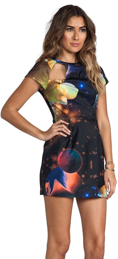 Funktional Cosmic Cutout Dress