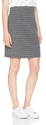 BOSS Women's Taparty Skirt, (Medium Grey 32), Large