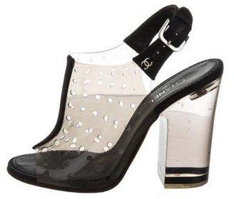 Slingback PVC Sandals