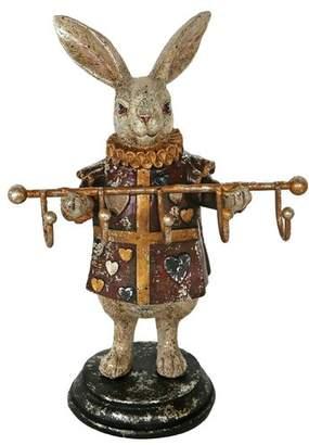 August Grove Rabbit Jewelry Stand