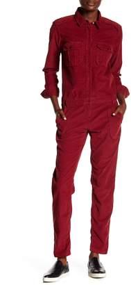 Etienne Marcel Corduroy Pocket Jumpsuit