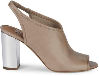 Franco Sarto Osborn Leather Slingback Sandals