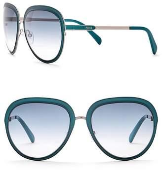 Emilio Pucci Women's 57mm Metal Sunglasses