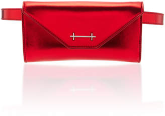 M2Malletier Leather Belt Bag