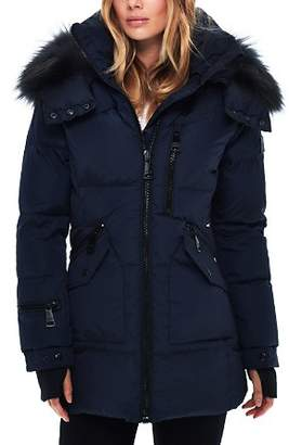 SAM. Fur Cruiser Down Coat
