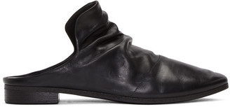 Marsèll Black Colteldino Loafers $775 thestylecure.com