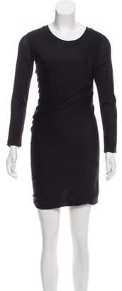 3.1 Phillip Lim Knit Knee-Length Dress