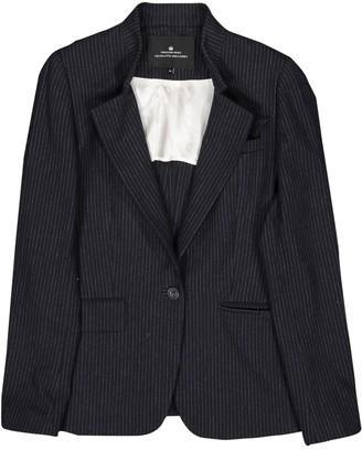 Designers Remix Navy Jacket for Women