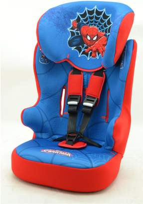 Spiderman Team Tex Racer SP Group 1-2-3 High Back Booster