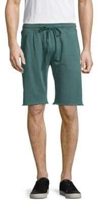 Zachary Prell Miscellane Woven Cotton Shorts