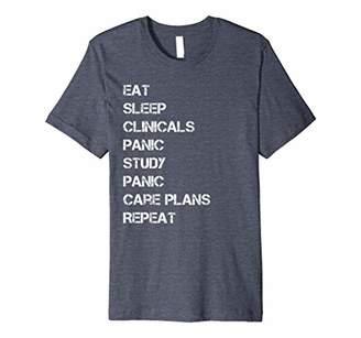 IDEA Funny nursing student nurse gift T-shirt T Shirt Tee