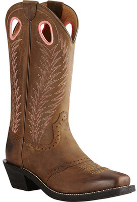 Women's Ariat Heritage Rancher Cowgirl Boot