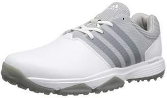adidas Men's 360 Traxion WD Ftwwht/Dks Golf Shoe