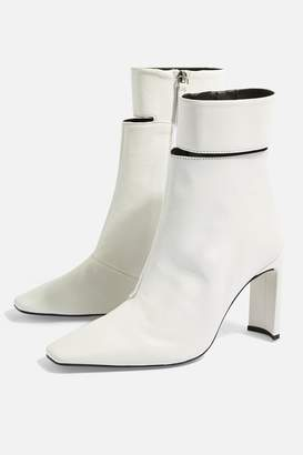 Topshop HENDRIK High Ankle Cuff Boots