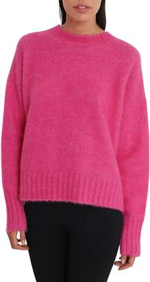 Helmut Lang Wool Knit Pull With Round Neck