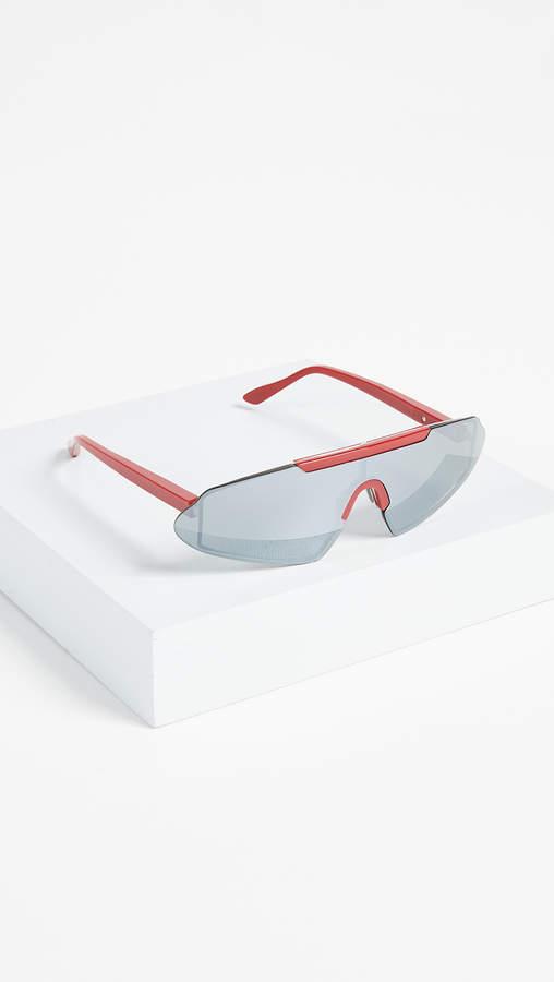 add0f851f7a Acne Studios Bornt Sunglasses detail image