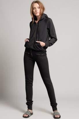 Ragdoll LA TRACK PANTS Faded Black