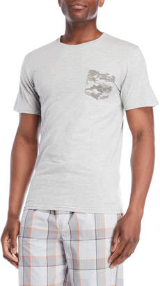 Kenneth Cole Reaction Camo Pocket Tee