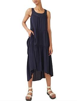 Jag Naya Sleeveless Maxi Dress