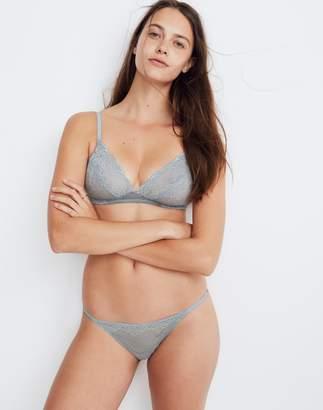 Madewell Lace String Bikini