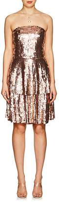 Osman Women's Franzi Sequined Strapless Dress