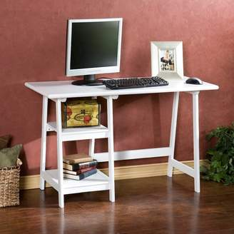 Southern Enterprises Langston White Desk