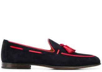 Moreschi classic tassel loafers