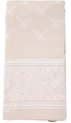 Frette Floral Tablecloth