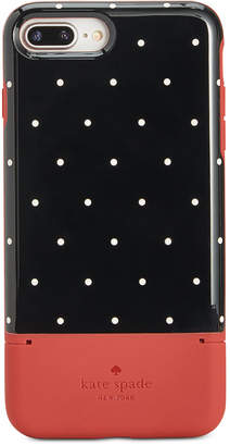 Kate Spade Pin Dot Card-Slot iPhone 8 Plus Case