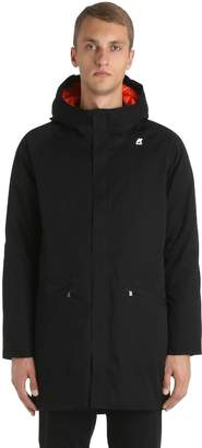 K-Way Jeremy Thermo Cotton Down Parka