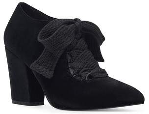 Nine West Sweeorn Lace-Up Bootie